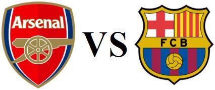 Arsenal F.C – F.C Barcelona